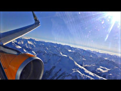 Thomas Cook Airbus A321-211 | Innsbruck to London Gatwick *Full Flight*