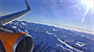 Thomas Cook Airbus A321-211   Innsbruck to London Gatwick *Full Flight*