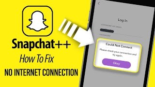 "How To Fix Snapchat error ""Could Not Connect"" For iOS Devices"