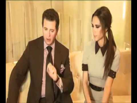Victoria Beckham and Gerry McGovern talk about Range Rover Evoque