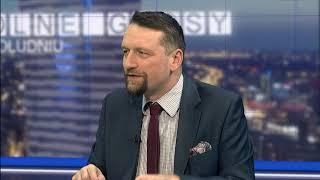 MINISTER JERZY KWIECIŃSKI - POLSKA GOSPODARKA PĘDZI JAK LOKOMOTYWA