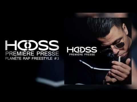 Hooss // Planète rap freestyle #3 // son officiel 2017