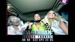 DJ Akman - Apaci Avrupa Turnesi 2011