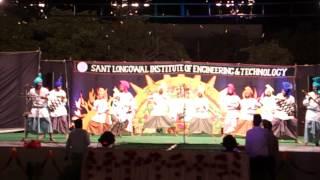 MALWAI GIDDHA Performance at SLIET Longowal_'Madhuram'_(14-4-2015)