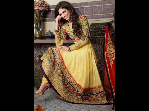 Latest Model Churidar Collection