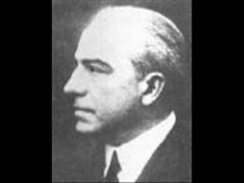 Enrico Molinari -Un di mera di gioia - Andrea Chenier