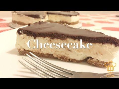 Cheesecake Fredda Senza Cottura E Senza Mascarpone La Ricetta Di