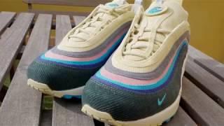 Hola, qué tal + Nike Air Max 1 / 97 Sean Wotherspoon (español)