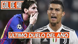 Messi y Cristiano por el último objetivo 2018 I Fútbol europeo I GOL DE HOY