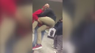 Students Are Overjoyed When Classmate Gets Accepted to Cornell University