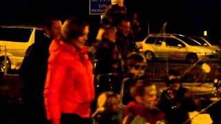 Llantwit Major Christmas Lights Switch on 2010
