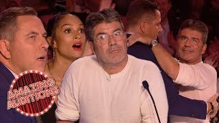 Most UNEXPECTED Audition That SHOCKED The Judges And The Wor...
