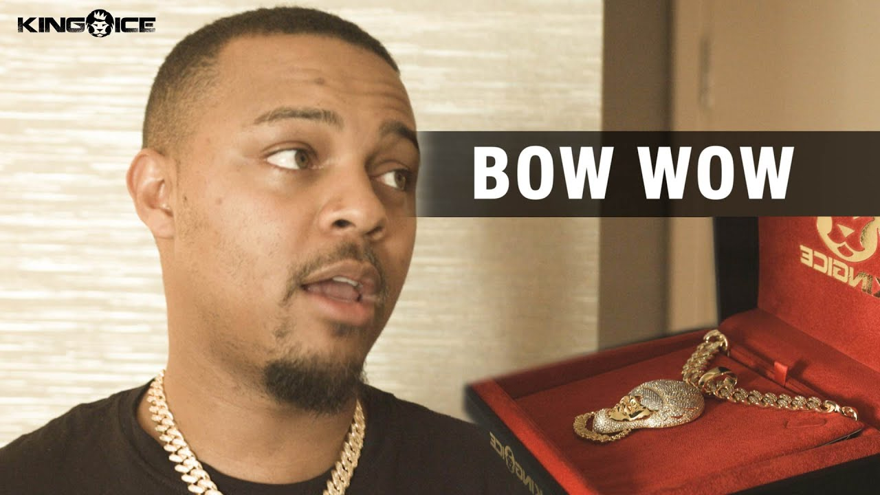 Download Bow Wow: Custom So So Def Chain and Speaks on Suge Knight, Conflict w/ T.I., Nelly and More.