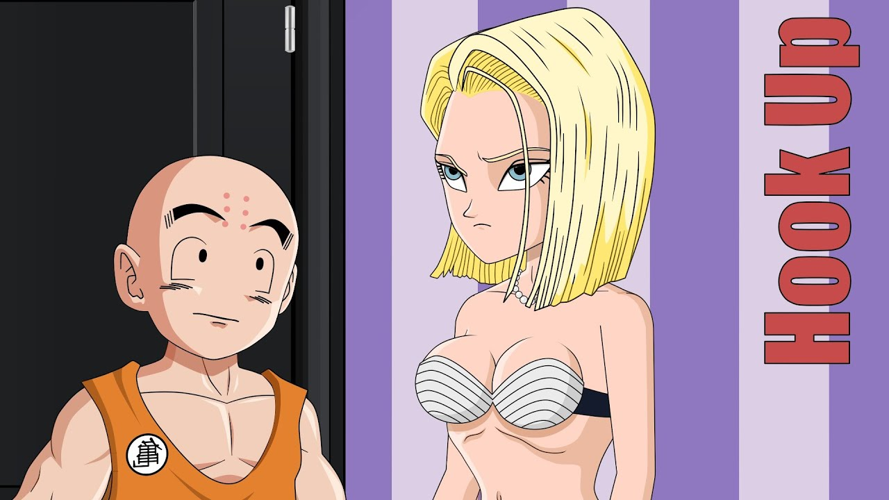 Android 18 and trunks hentai pic geil
