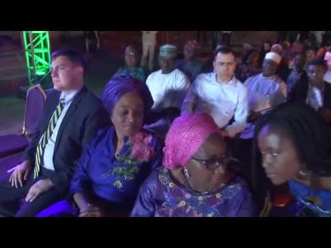 Zainab Sule - World Poetry Day 2017
