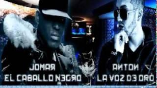 Doncella De Cristal - Jomar El Caballo Negro Ft.  Anton La Voz De Oro