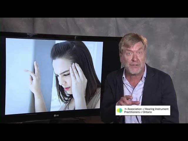 Ted Venema Talks: Sudden Hearing loss