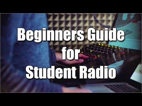 Move Your Student Radio Station To The Cloud