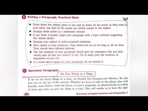 Paragraph 31 Youtube
