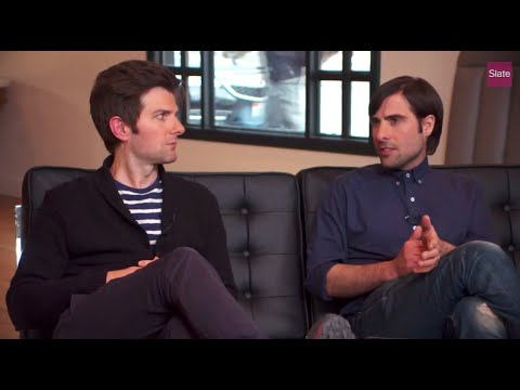Adam Scott and Jason Schwartzman on Wearing Huge (and Tiny) Prosthetic Penises