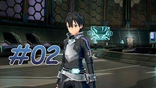 Sword Art Online: Fatal Bullet #02 [Знакомство С Миром и Новыми Друзьями]