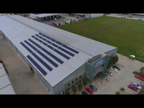 80KW Commercial Solar Install