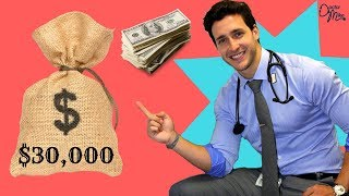 I GAVE A DOCTOR $30,000 DOLLARS!   Doctor Mike