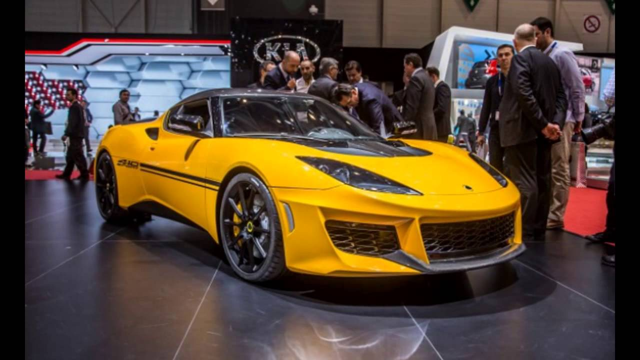 2017 Lotus Evora Sport 410 Sport Coupe Luxury Car All New Youtube