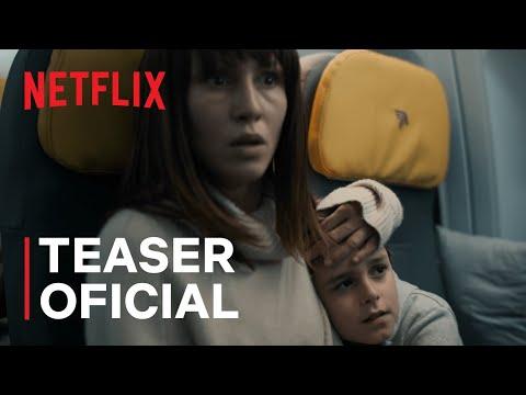 Céu Vermelho-Sangue | Teaser oficial | Netflix