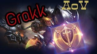 Gold IV Grakk Plays ☆ Arena of Valor ☆