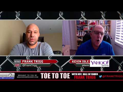 Kevin Iole talks Mayweather vs. McGregor, GSP vs. Bisping with Frank Trigg