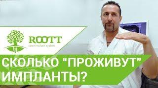 видео Зубные импланты