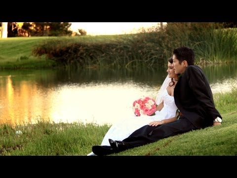 Wedding Film at Indian Hills Golf Club in Riverside, Califor