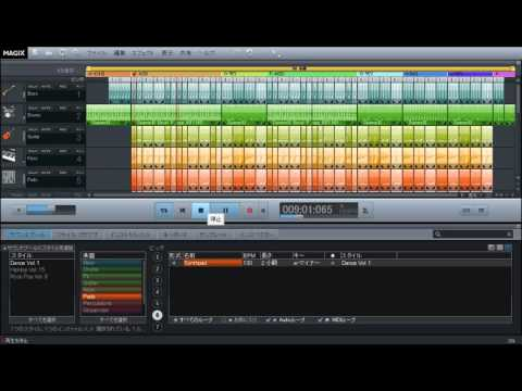 素人でも使える音楽作成ソフトがすごかった(music maker mx2)