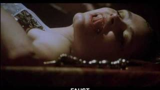 Faust trailer ita