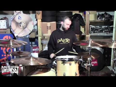 Angra  - Angels cry Alex Holzwarth Drums Grooves