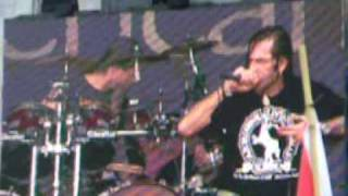 lamb of god at knebworth sonisphere  2009 part 3 laid to rest and more