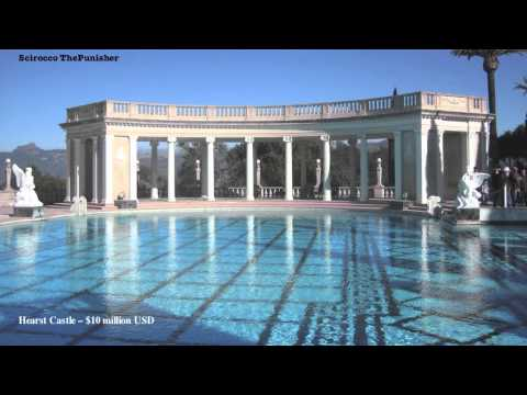 Top 10 Most Expensive Swimming Pools [HD]