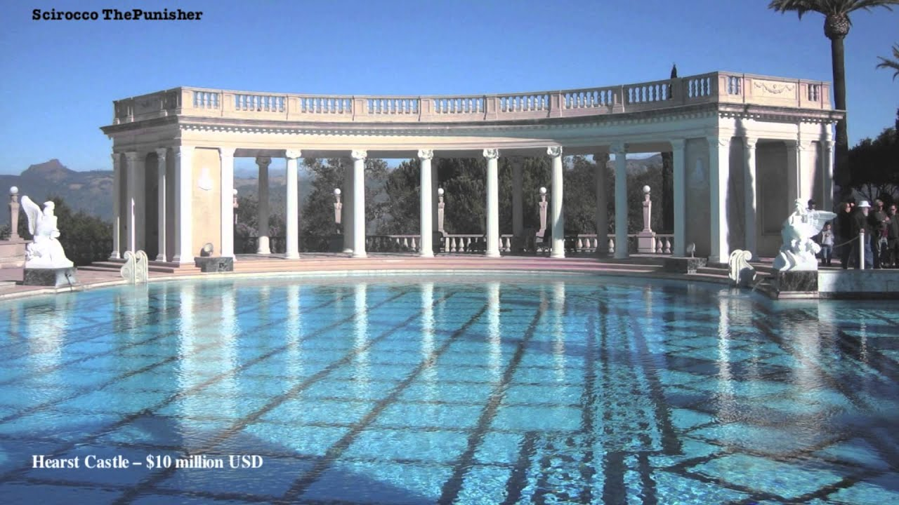 top 10 most expensive swimming pools hd youtube