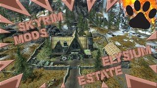 MOD : Skyrim - Elysium Estate