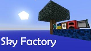 Sky Factory 2: Tree Twerking! Ep. 1 (Sky Factory 2 Beta)
