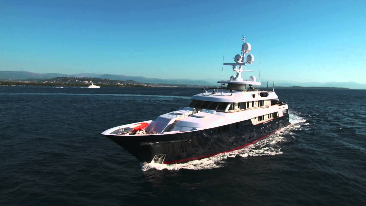 51m Motor Yacht HELIOS 2 For Sale With Fraser Yachts YouTube