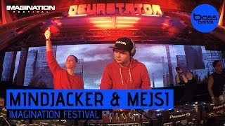 Mindjacker & Mejsi - Imagination Festival 2017 [Bass Portal]