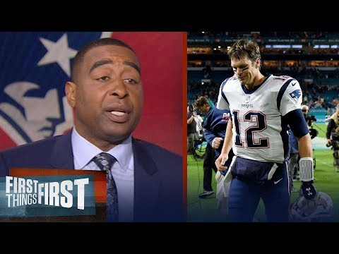 Nick and Cris react to the Patriots losing the Dolphins during Week 14 | FIRST THINGS FIRST
