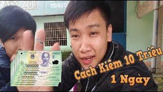 TXT - Cách Tiến Xinh Trai Kiếm 10 Triệu Đồng 1 Ngày