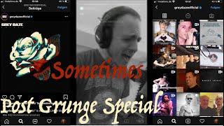 Sometimes By Grey Daze - Vocal Cover  Nstagramversion