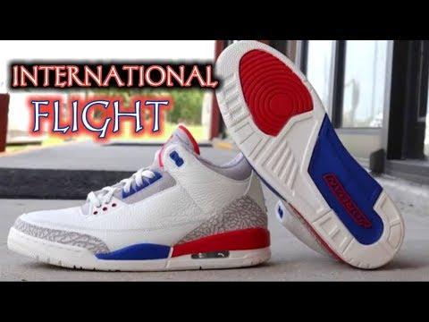 d579996703b Air Jordan 3 Retro  International Flight
