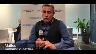 """MasterChef 7, Matteo: """"Italo non è come lo dipingono"""""""