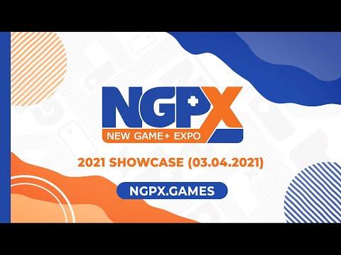 New Game+ Expo™ 2021 Showcase (3/4/2021)