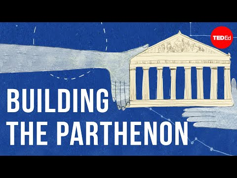 Video image: A day in the life of an ancient Greek architect - Mark Robinson